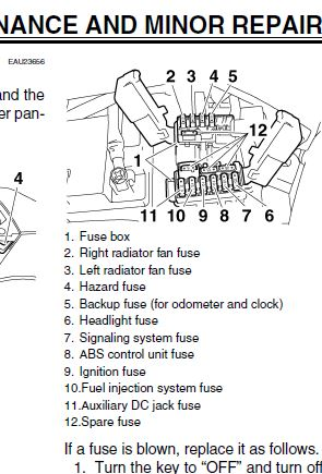 glove box power outlet? | fjr owners forum  fjr owners forum