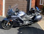 Dmitry's 2006 Yamaha FJR1300 AS